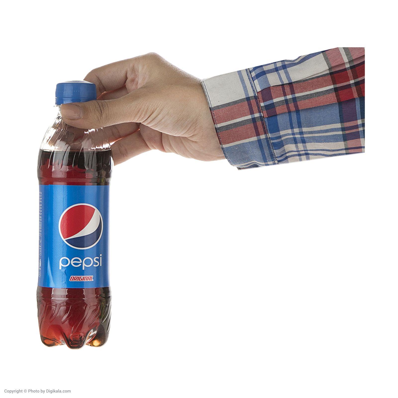 نوشابه گازدار پپسی با طعم کولا - 300 میلی لیتر بسته 24 عددی main 1 4