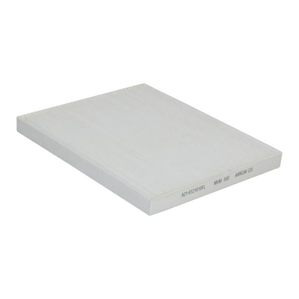 فیلتر کابین خودرو آرو مدل A21 - 8121010FL مناسب برای ام وی ام 550