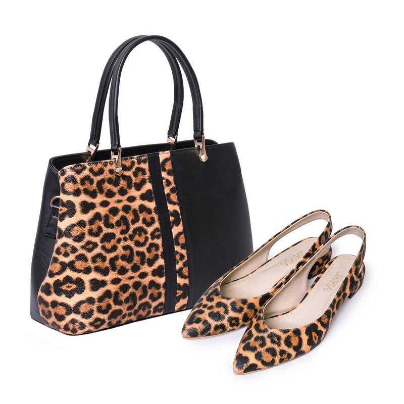 ست کیف و کفش زنانه جاویا کد J1111