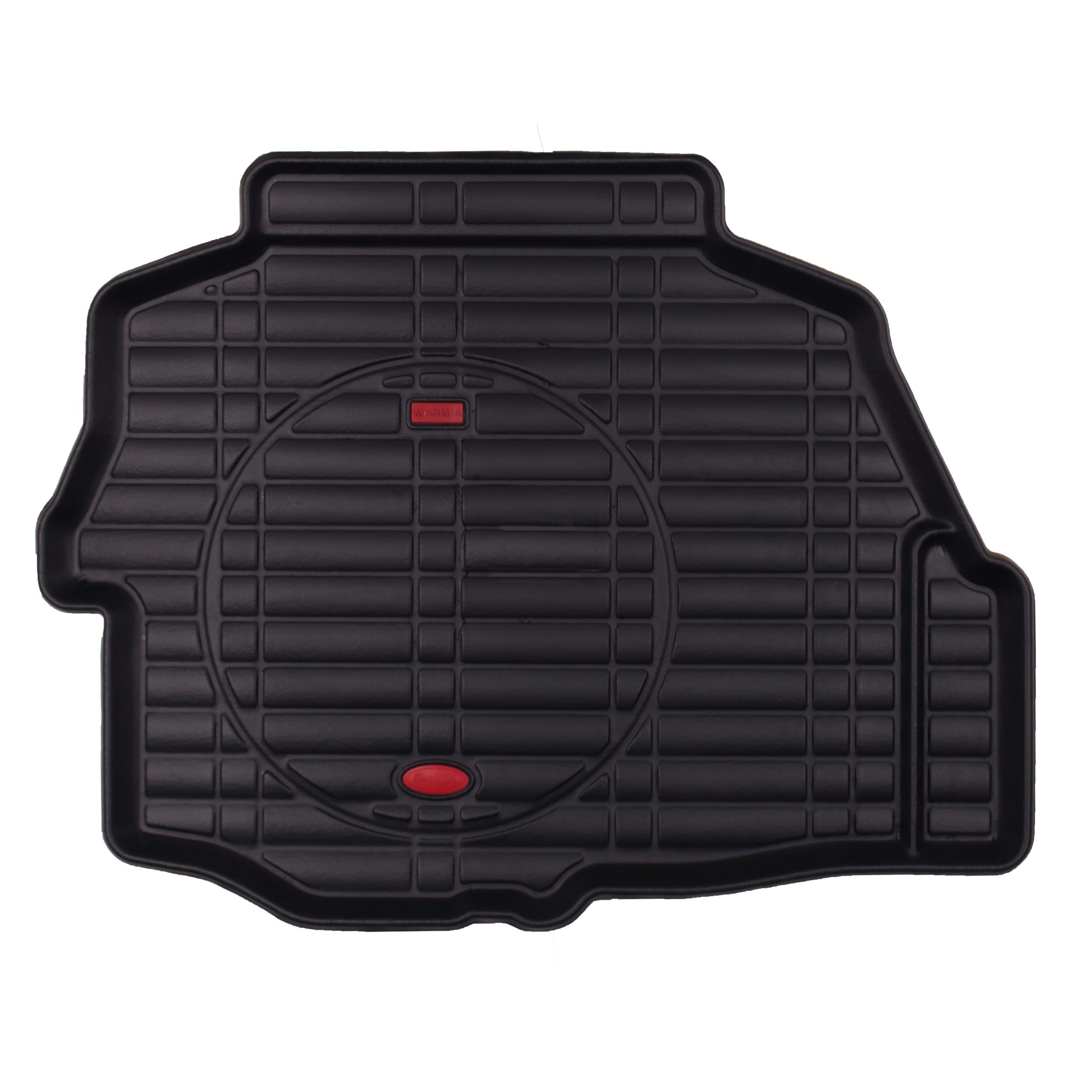 کفپوش سه بعدی صندوق خودرو بابل مدل ch153 مناسب برای نیسان ماکسیما