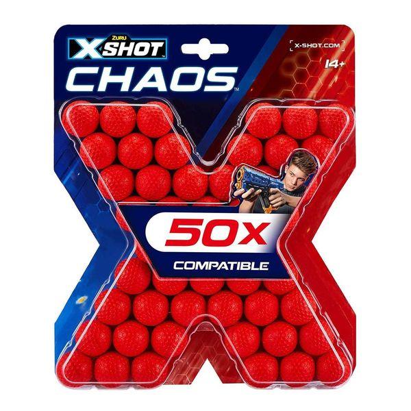 تیر زورو مدل 36327 Chaos بسته 50 عددی