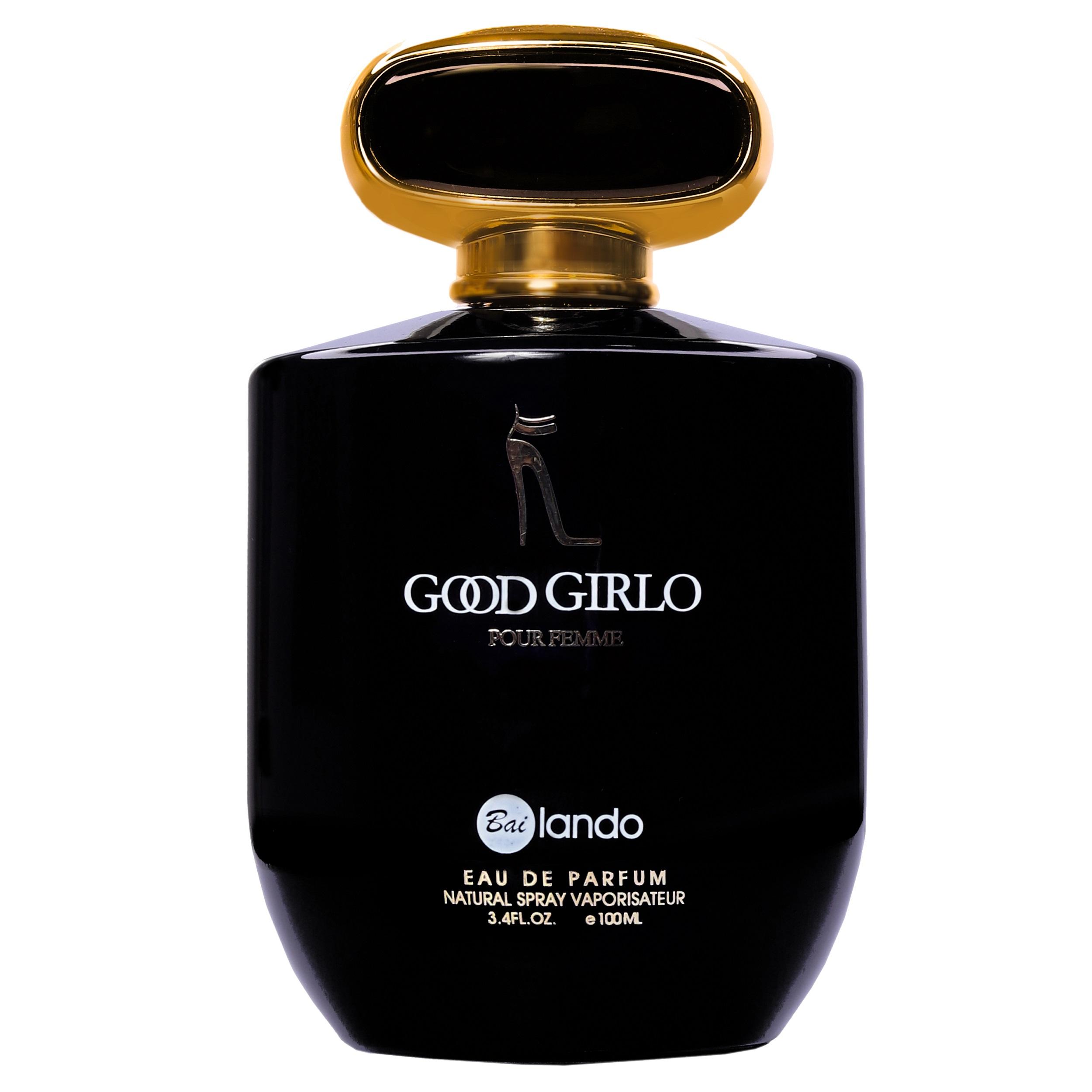 ادو پرفیوم زنانه بایلندو مدل Good Girlo حجم 100 میلی لیتر