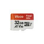 کارت حافظه microSDHC ویکومن مدل Final 600X کلاس 10 استاندارد UHS-I U3 سرعت 90MBps ظرفیت 32 گیگابایت thumb