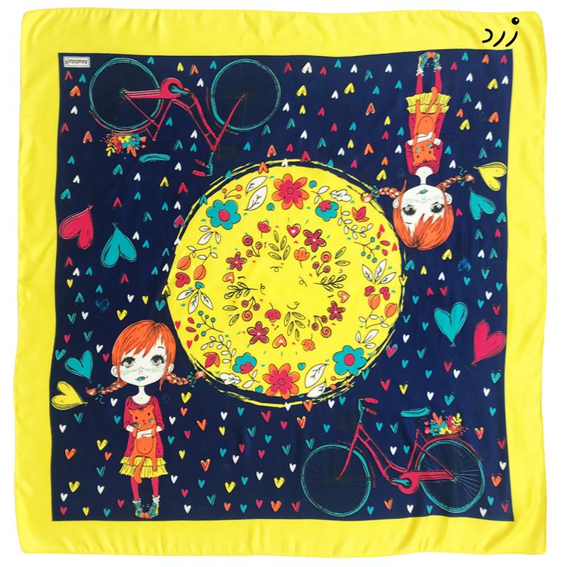 روسری دخترانه مدل 00423