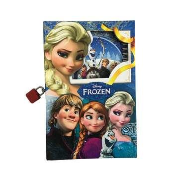 دفتر خاطرات مدل frozen کد 18