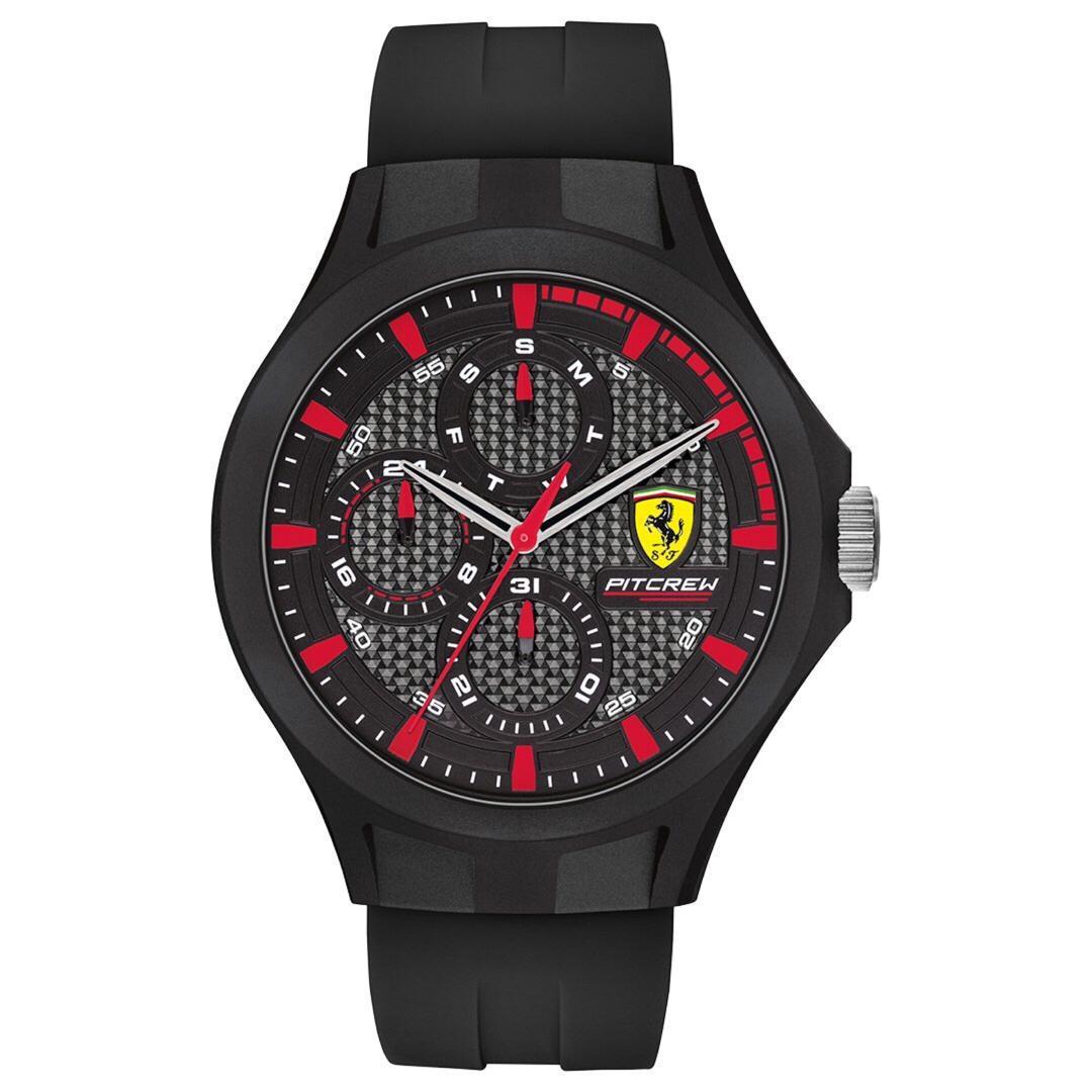 قیمت                      ساعت مچی عقربه ای مردانه فراری مدل 830678