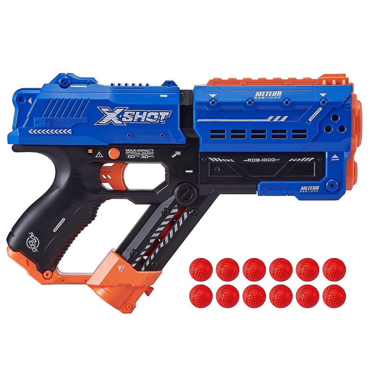 خرید اینترنتی تفنگ بازی زورو سری X-Shot مدل Chaos Meteor اورجینال