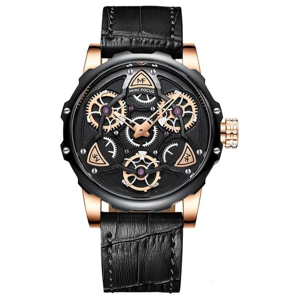 ساعت مچی عقربه ای مردانه مینی فوکوس مدل MF0249G.03