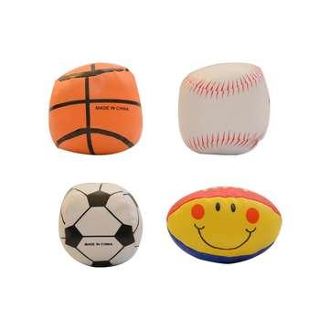 توپ بازی مدل Sport کد 646 بسته 4 عددی