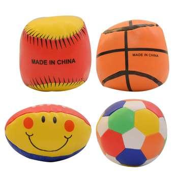توپ بازی مدل Sport کد 846 بسته 4 عددی