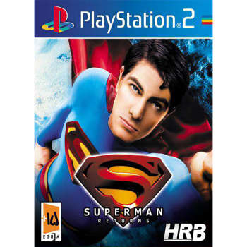 بازی Superman Returns مخصوص PS2