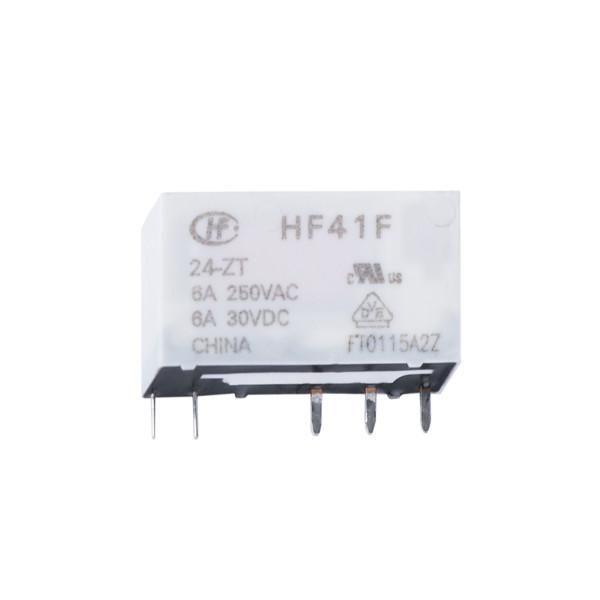 رله 5 پایه کد HF41F