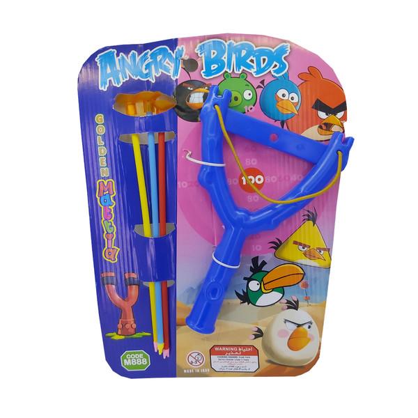 تیروکمان مدل Angry birds کد 1