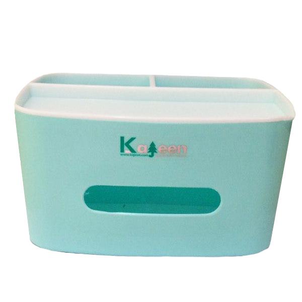 جعبه دستمال کاغذی کاجین مدل KJ123