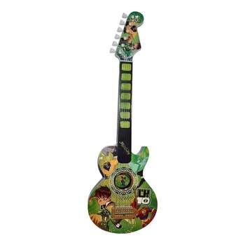 بازی آموزشی گیتار طرح بن تن