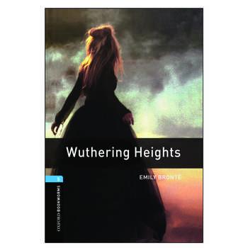 کتاب Wuthering Heights اثر Emily Bronte انتشارات Oxford