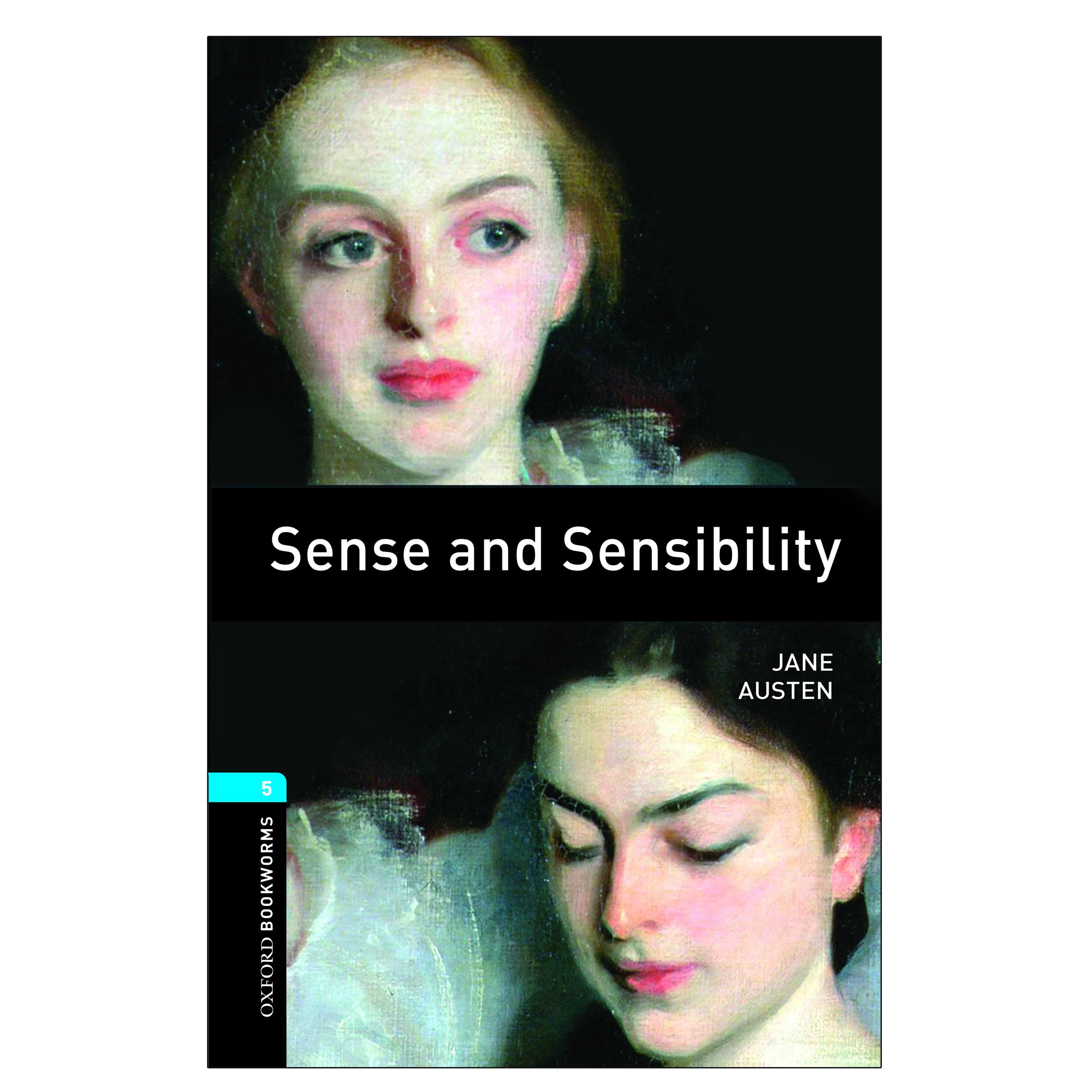 خرید                      کتاب Sense and Sensibility bookworms 5 اثر jANE Austen انتشارات Oxford