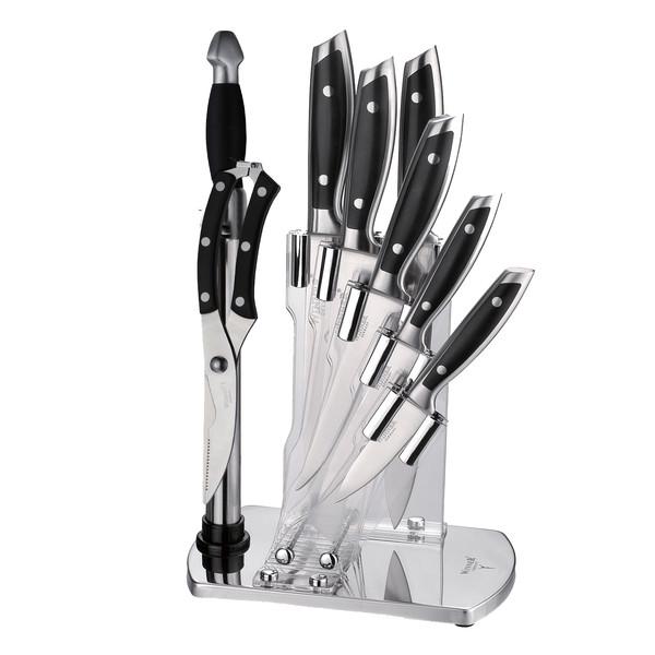 سرویس چاقو آشپزخانه 9 پارچه وینر کد W-7335