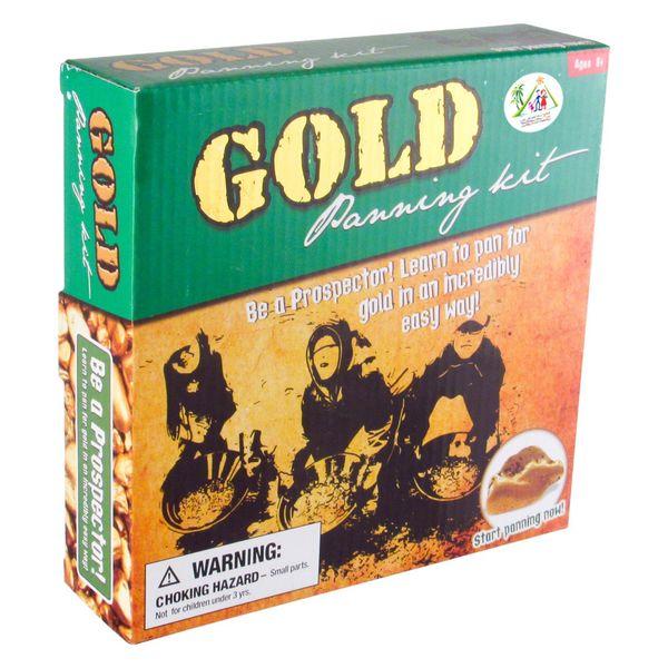 کیت آموزشی خانواده باهوش من مدل Gold mining