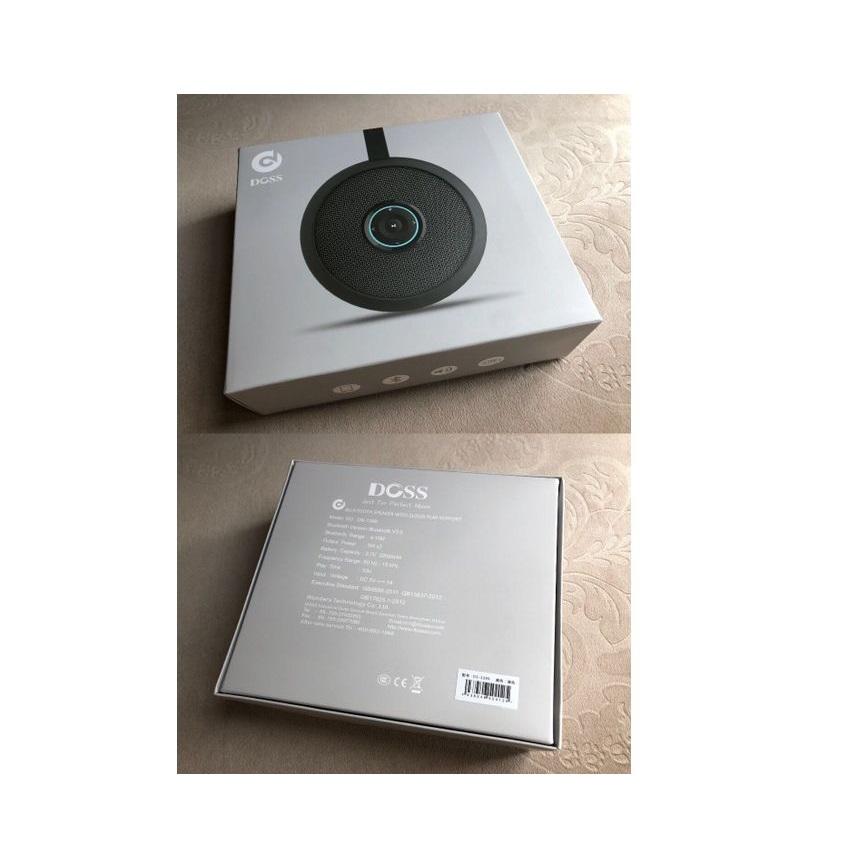 اسپیکر بلوتوثی قابل حمل داس مدل DS-1399