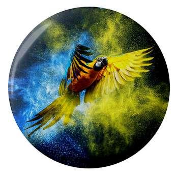پیکسل طرح پرنده طوطی مدل S1081