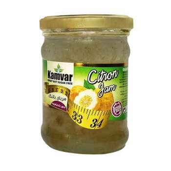 مربا بالنگ بدون شکر کامور - 280 گرم