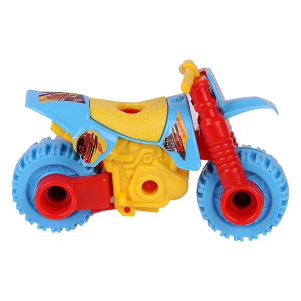 ساختنی مدل موتور کراس کد091