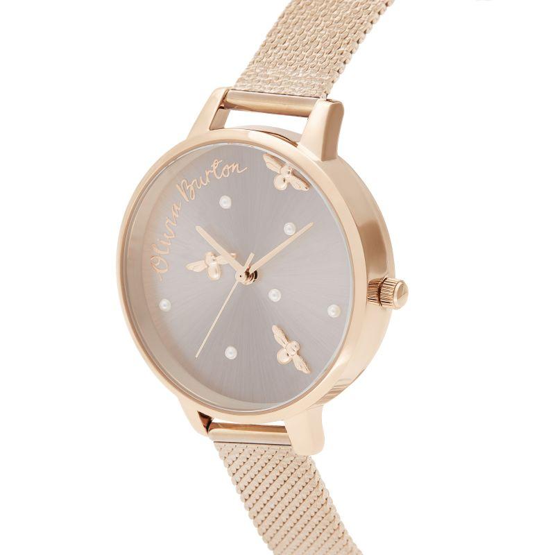 خرید و قیمت                      ساعت مچی  زنانه اولیویا برتن کد ob16pq04