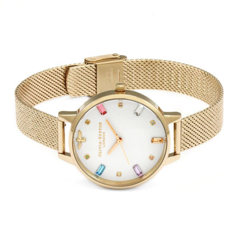 خرید و قیمت                      ساعت مچی  زنانه اولیویا برتن کد ob16rb15