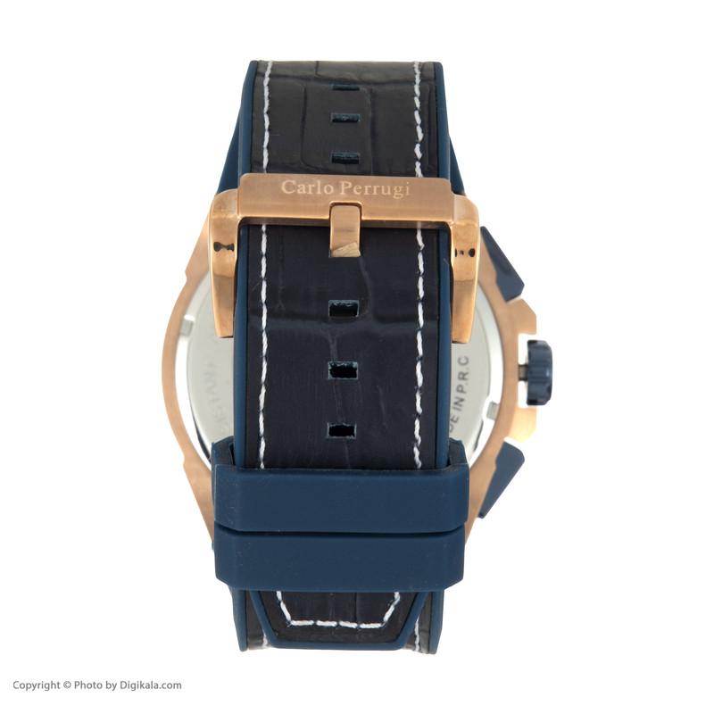 ساعت مچی عقربه ای مردانه کارلو پروجی مدل CG4011