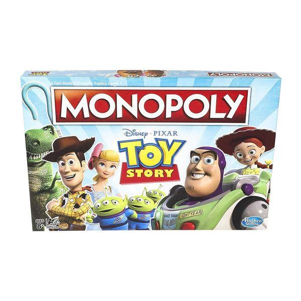 بازی فکری مونوپولی هاسبرو مدل Monopoly Toy Story E50651020