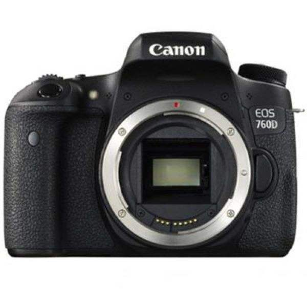 دوربین دیجیتال کانن مدل EOS 760D