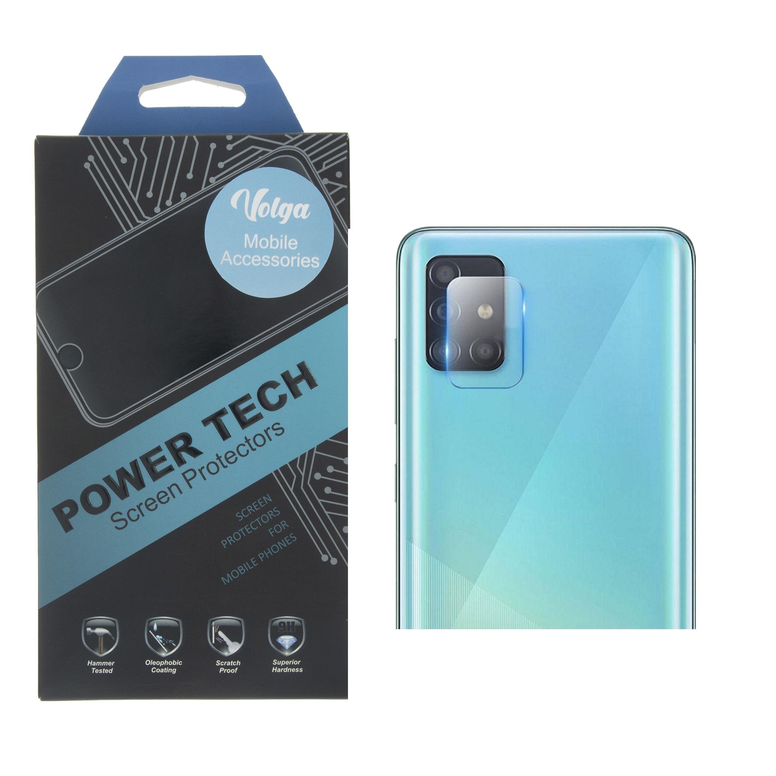 محافظ لنز دوربین ولگا مدل LE-Powertech مناسب برای گوشی موبایل سامسونگ Galaxy A51