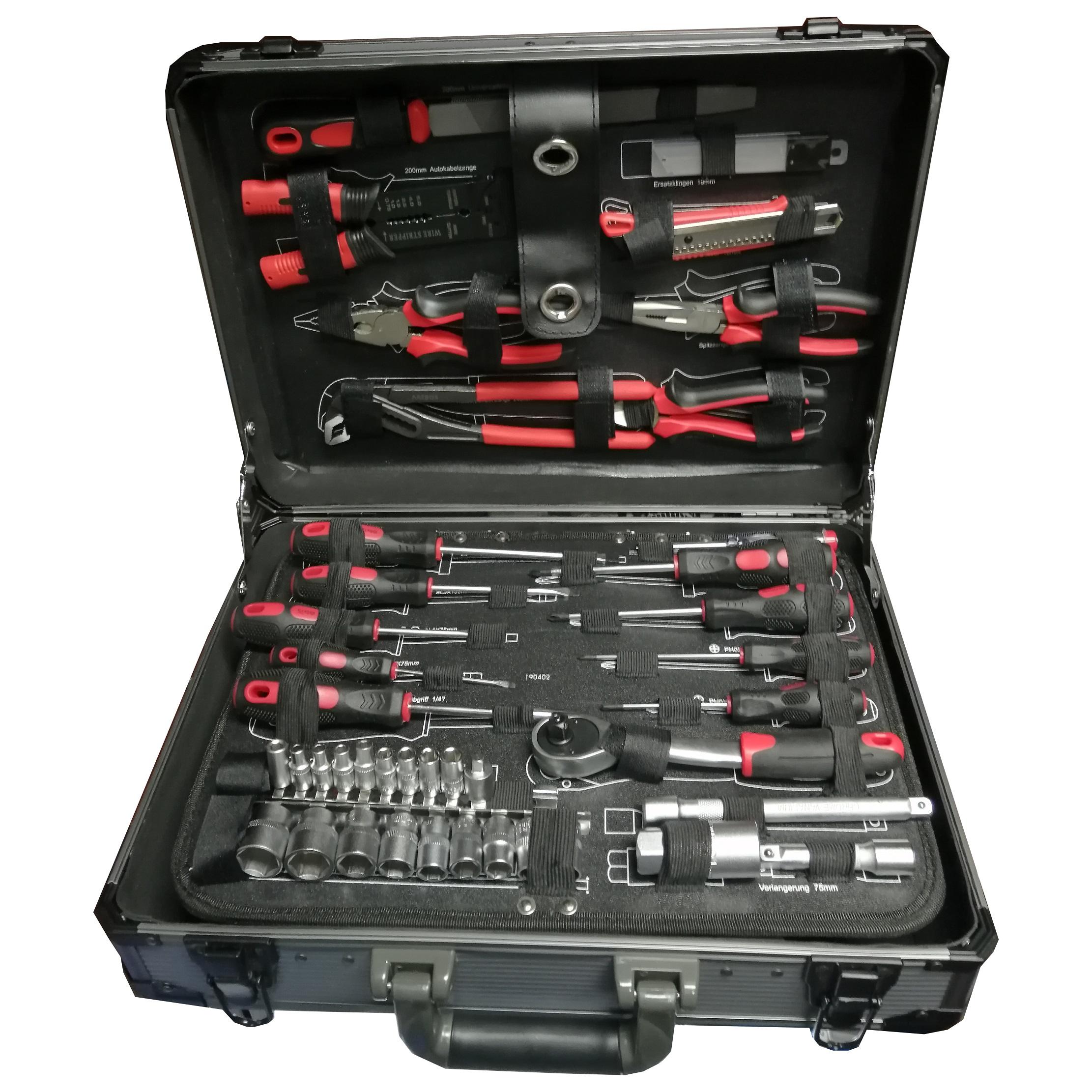 مجموعه 95 عددی ابزار آربوس مدل WK600P