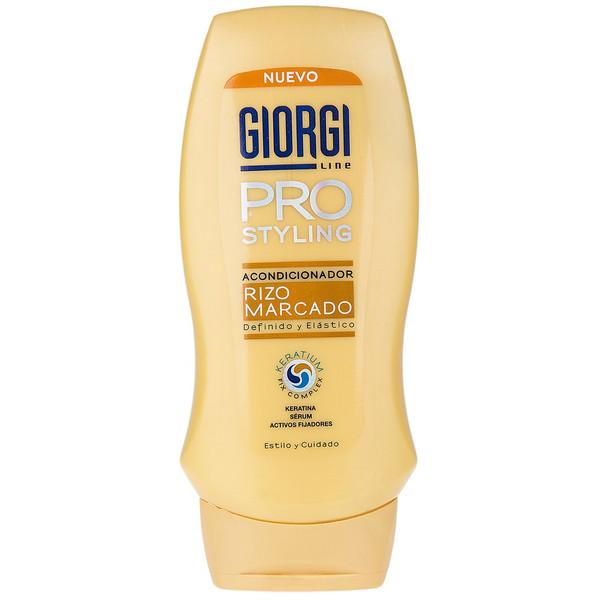 نرم کننده موهای فر و مجعد جیورجی مدل Rizo Marcado حجم 250 میلی لیتر