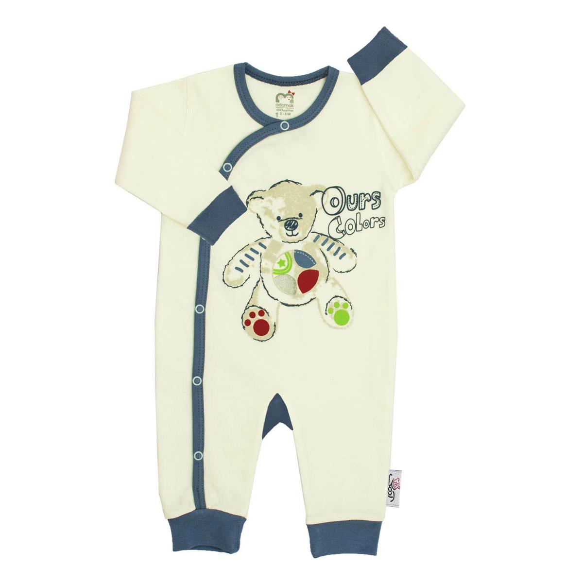 سرهمی نوزادی آدمک طرح تدی کد 46250
