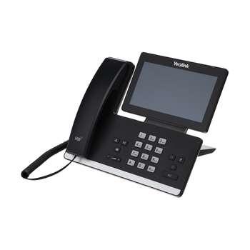 تصویر تلفن تحت شبکه یالینک مدل SIP-T58W