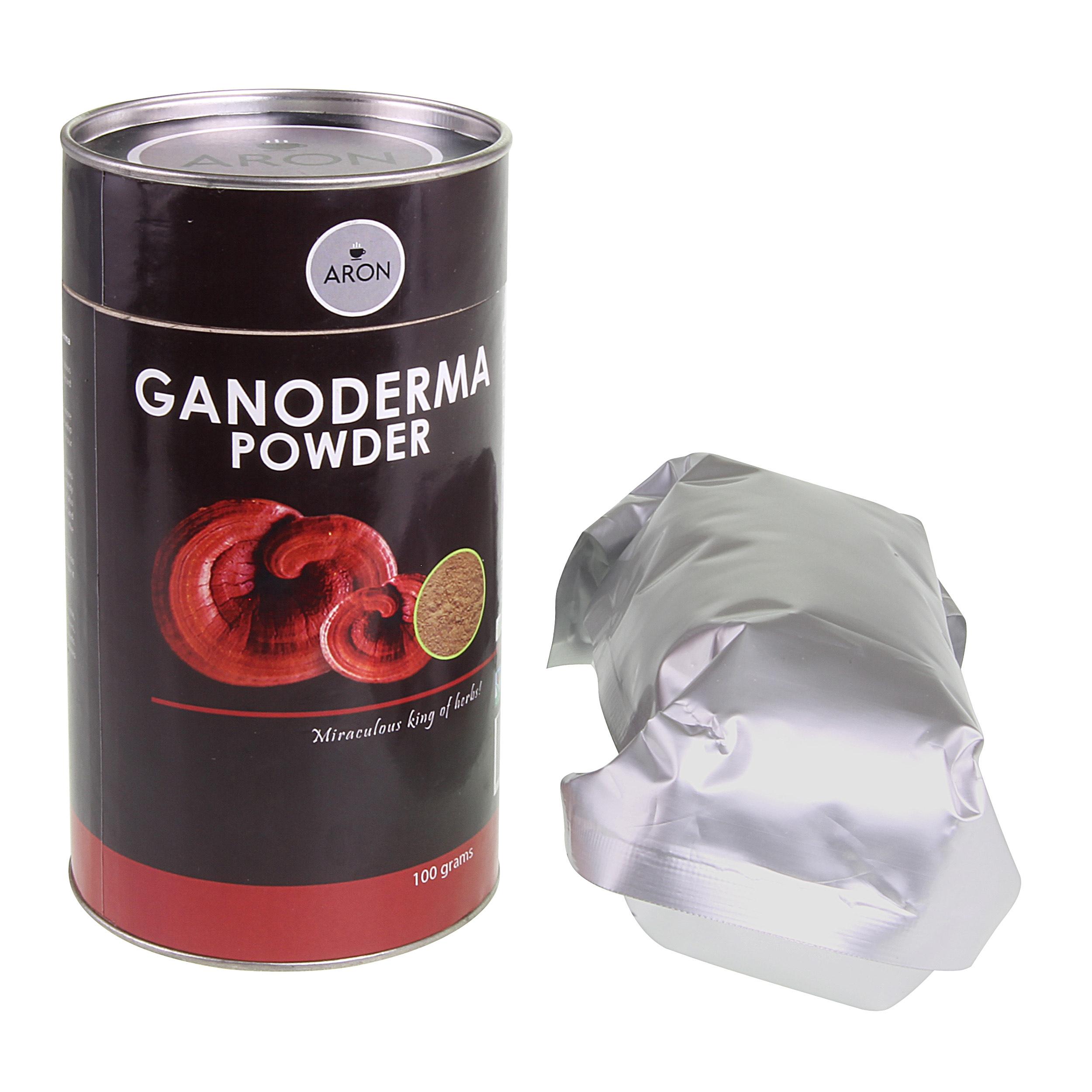 پودر قهوه گانودرما-100 گرم