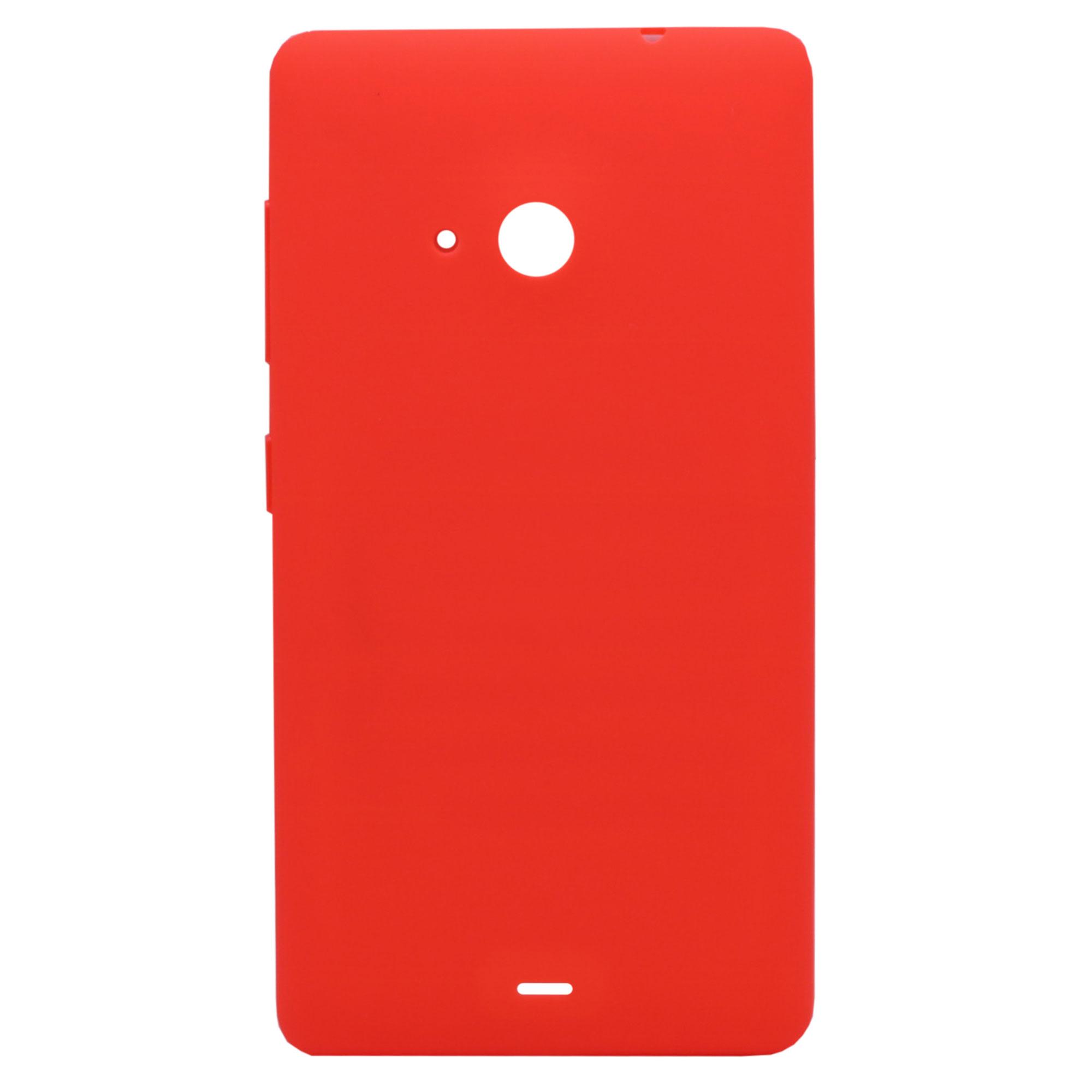در پشت گوشی مدل BK-01 مناسب برای گوشی موبایل مایکروسافت Lumia 535