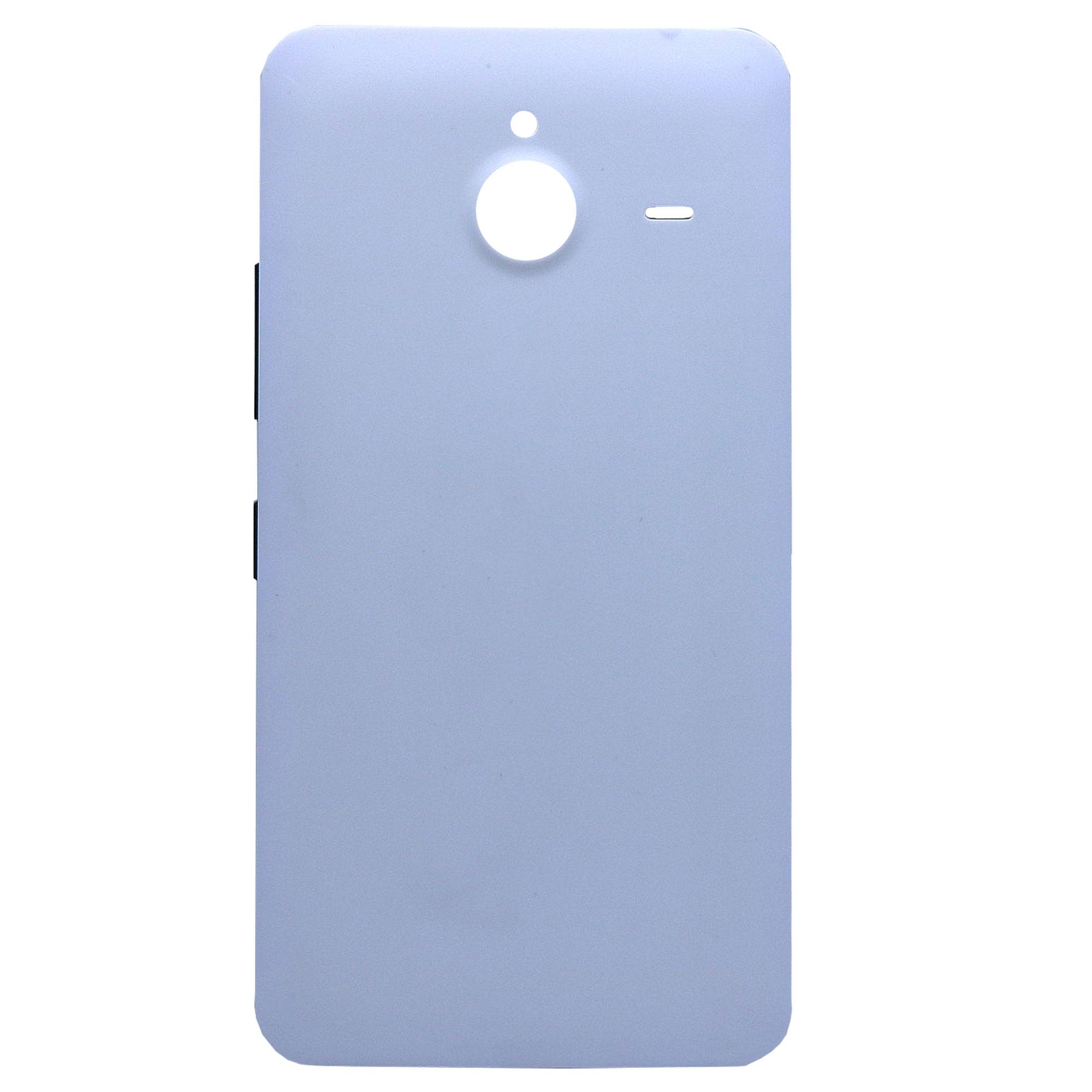 در پشت گوشی مدل BK-01 مناسب برای گوشی موبایل مایکروسافت Lumia 640XL