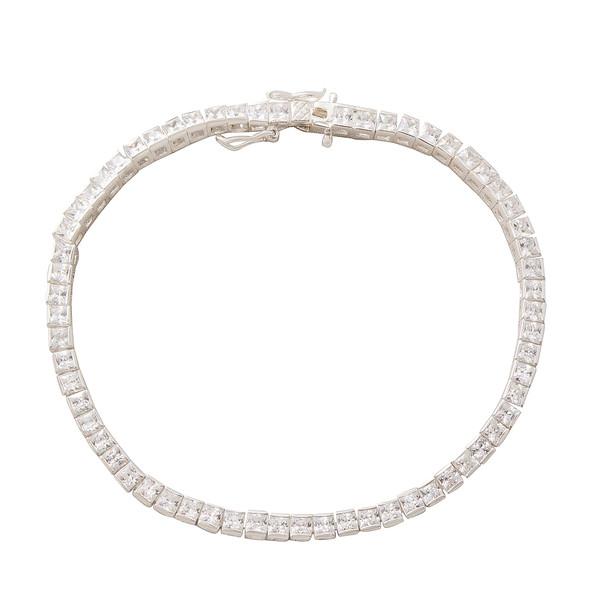 دستبند نقره زنانه المنتز کد B3177C