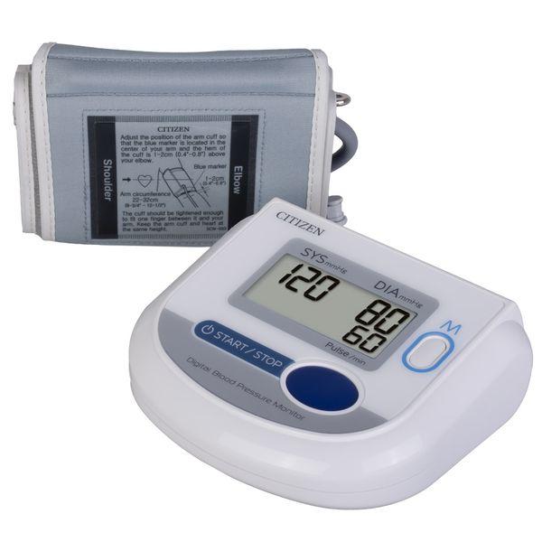 فشارسنج دیجیتالی سیتی زن مدل CH 453