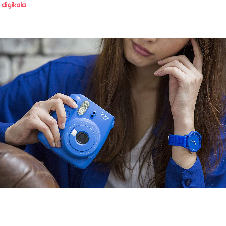 دوربین عکاسی چاپ سریع فوجی فیلم مدل Instax Mini 9 به همراه  فیلم مخصوص main 1 17