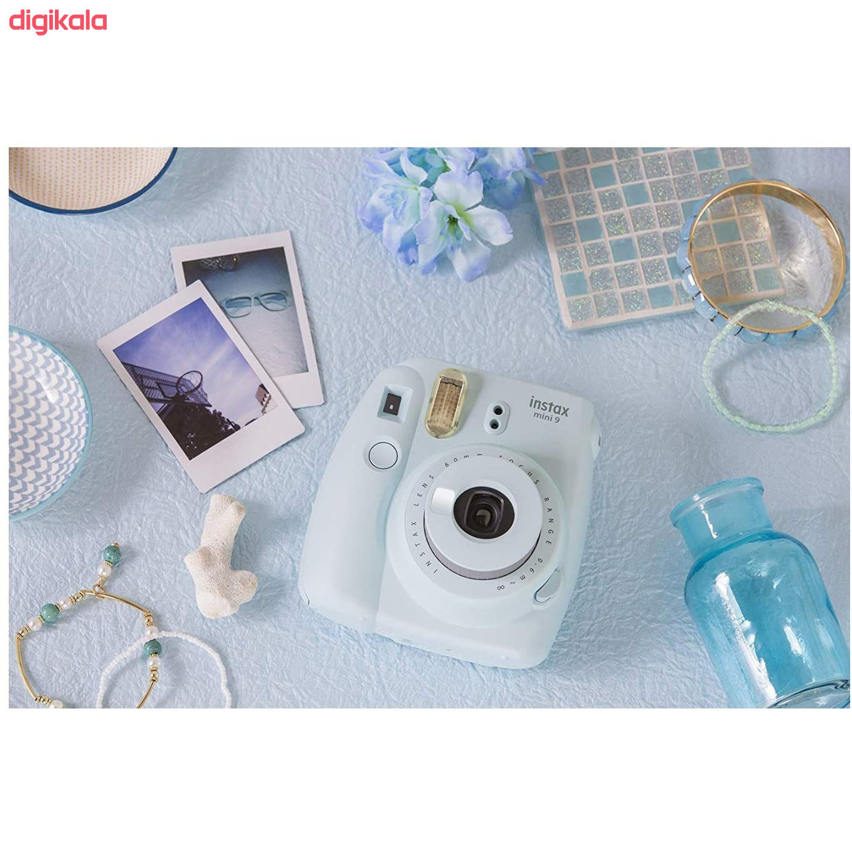 دوربین عکاسی چاپ سریع فوجی فیلم مدل Instax Mini 9 به همراه  فیلم مخصوص main 1 19