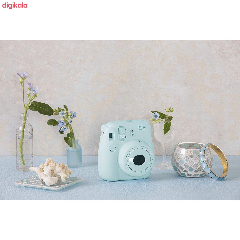 دوربین عکاسی چاپ سریع فوجی فیلم مدل Instax Mini 9 به همراه  فیلم مخصوص main 1 22