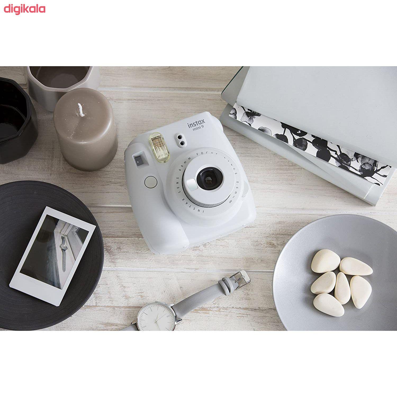 دوربین عکاسی چاپ سریع فوجی فیلم مدل Instax Mini 9 به همراه  فیلم مخصوص main 1 23