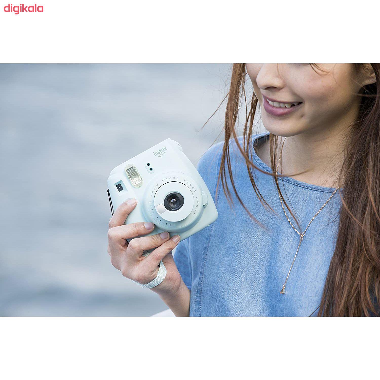 دوربین عکاسی چاپ سریع فوجی فیلم مدل Instax Mini 9 به همراه  فیلم مخصوص main 1 27