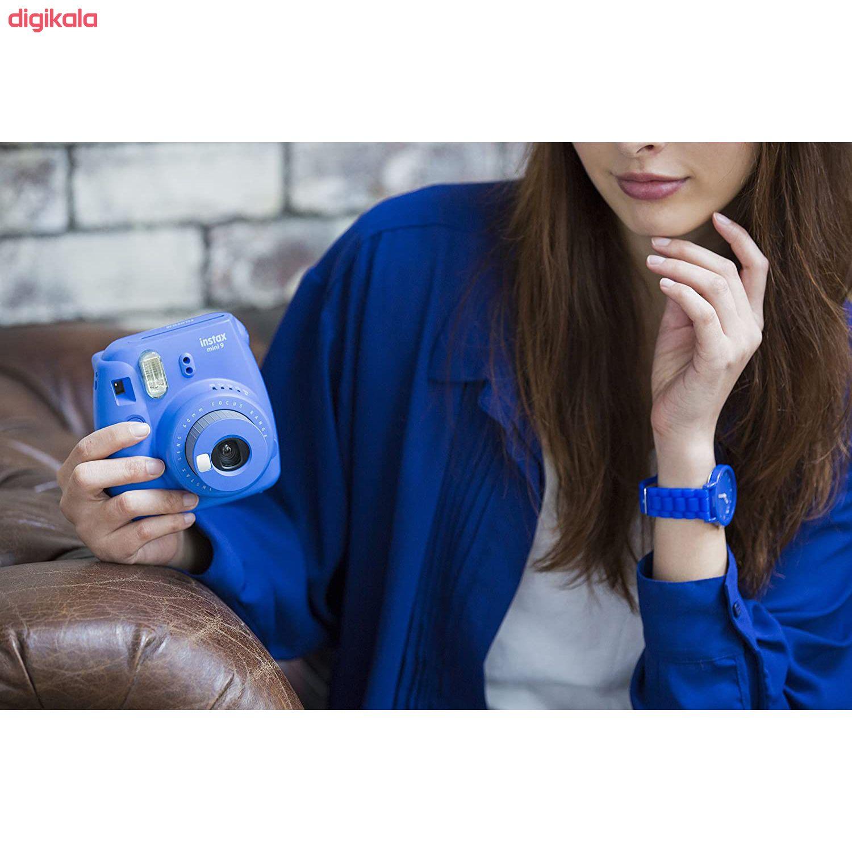 دوربین عکاسی چاپ سریع فوجی فیلم مدل Instax Mini 9 به همراه  فیلم مخصوص main 1 28