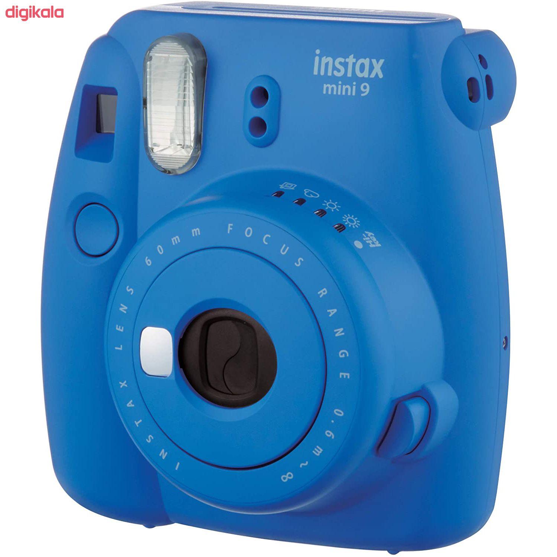 دوربین عکاسی چاپ سریع فوجی فیلم مدل Instax Mini 9 به همراه  فیلم مخصوص main 1 29