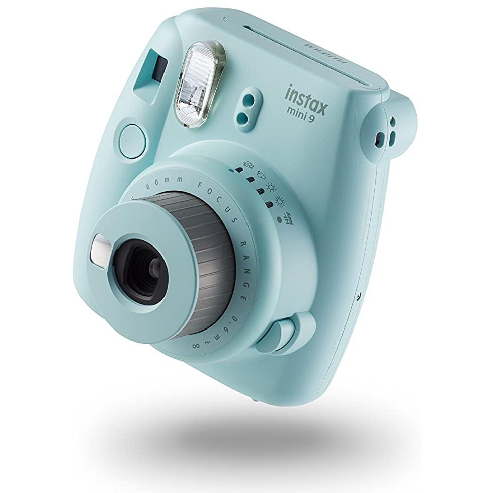 دوربین عکاسی چاپ سریع فوجی فیلم مدل Instax Mini 9 به همراه  فیلم مخصوص main 1 31